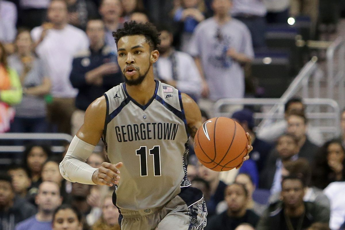 NCAA BASKETBALL: DEC 15 Monmouth at Georgetown