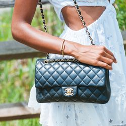 ...and some classic Chanel.