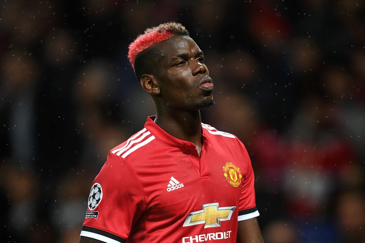 Paul Pogba Set To Miss 4-6 Weeks With Hamstring Injury