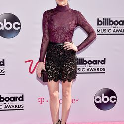 Lucy Hale in Zuhair Murad and Rauwolf