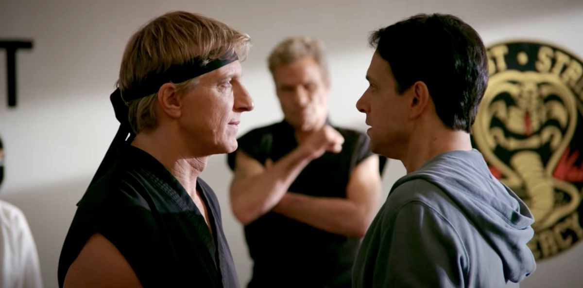 Cobra Kai season 3: Daniel faces down his old nemesis