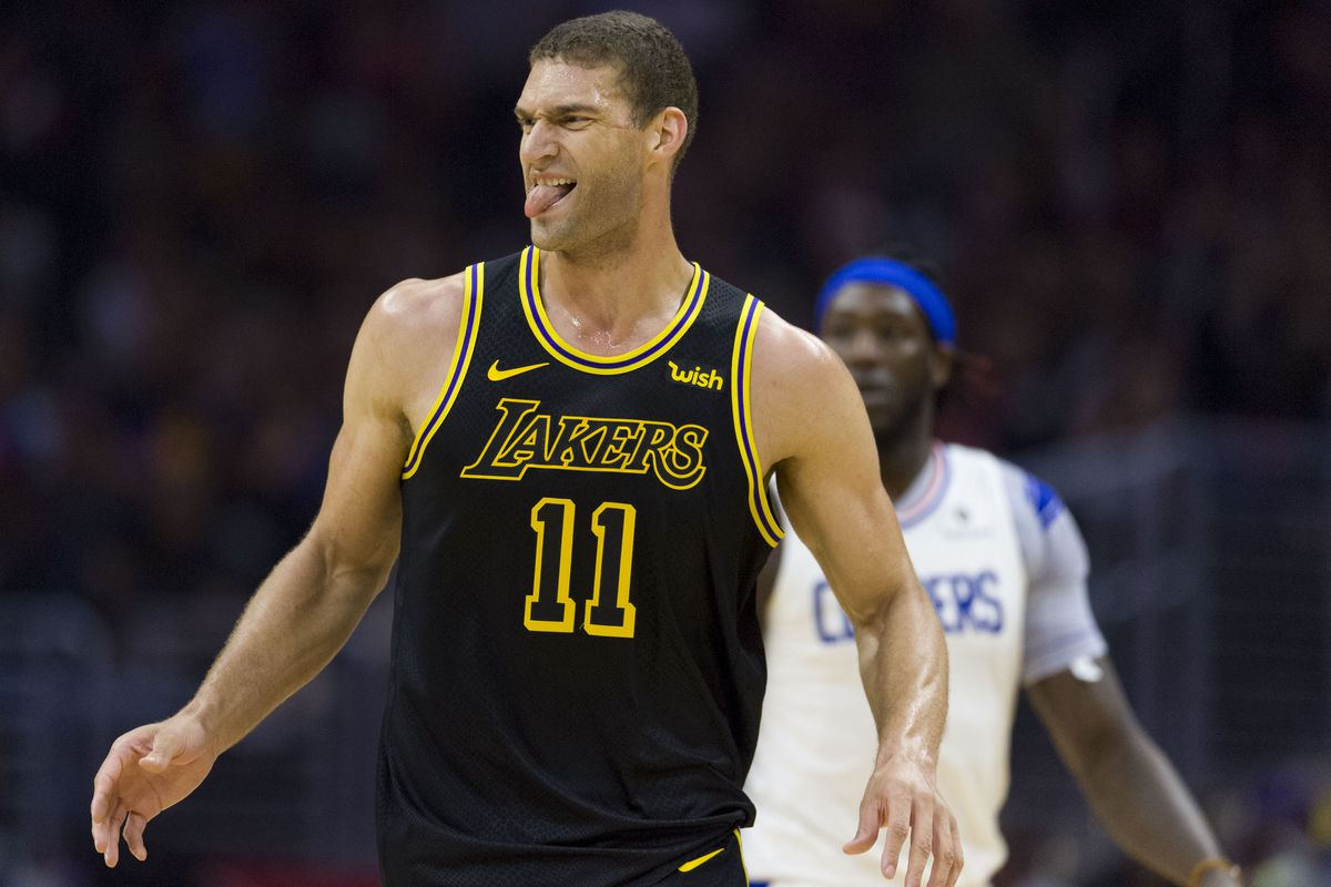 Lakers Rumors: L.A. has interest in bringing Brook Lopez back in free agency