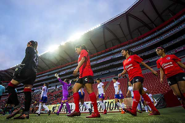 Xolos Femenil attracts fans from both sides of the United States-Mexico border.
