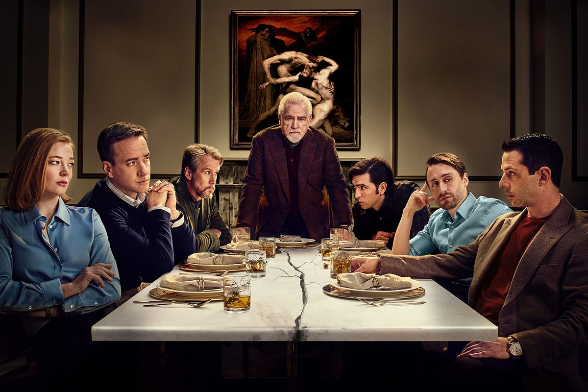 Succession The Best Meals In The Hbo Series Reviewed