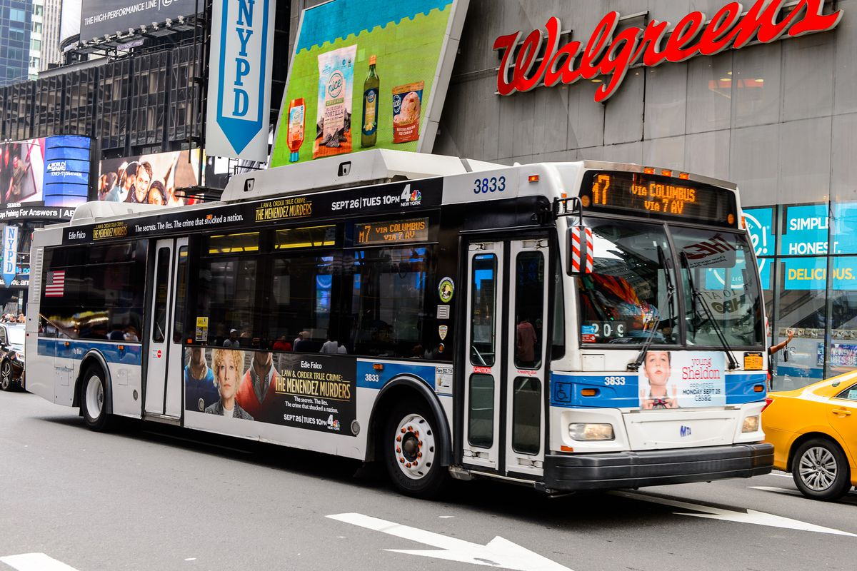 New York Washington Dc Bus Travel Time