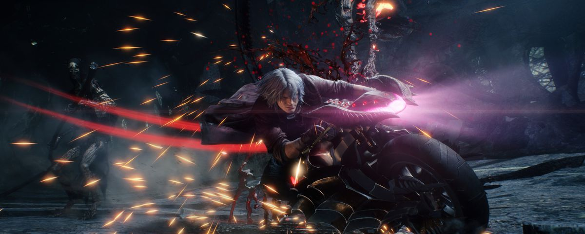 Devil May Cry 5 The Post Mortem Interview Polygon