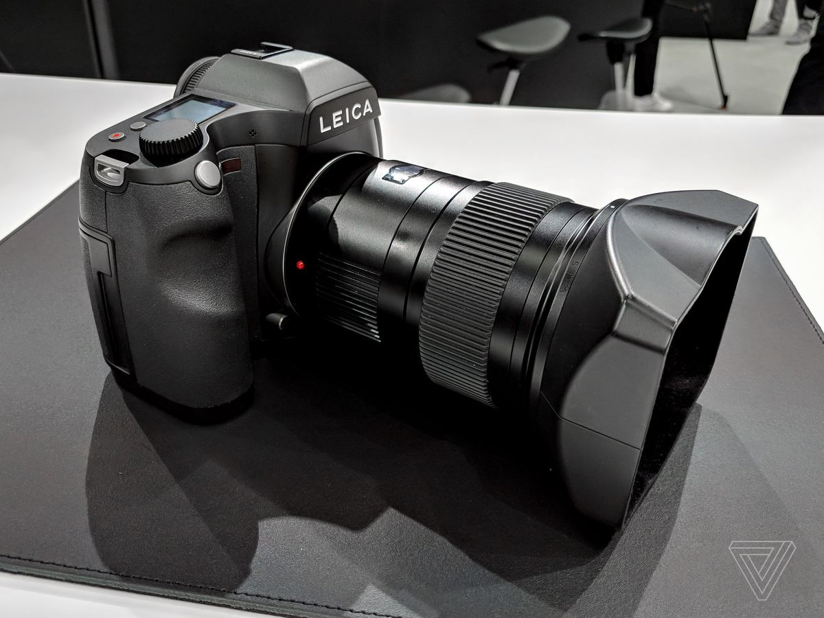 The Leica S3 is a frustratingly awesome medium format DSLR - The Verge