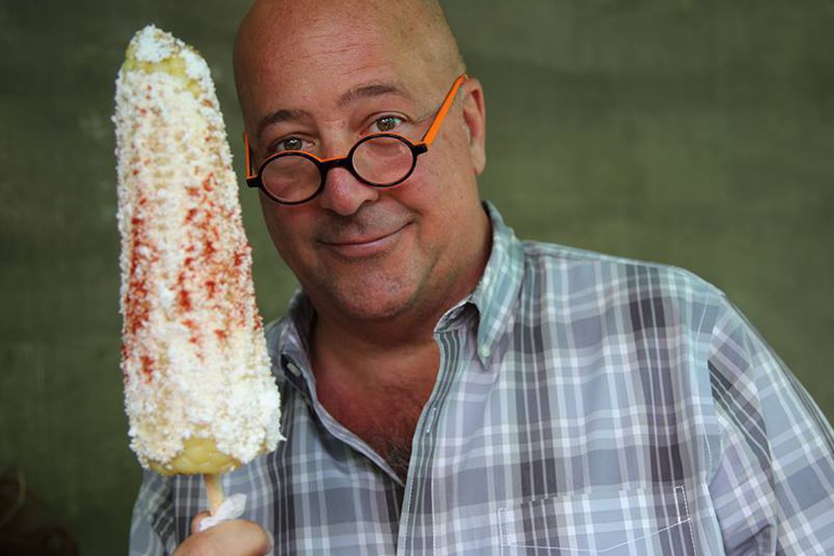 Zimmern and an uncharacteristically normal snack.