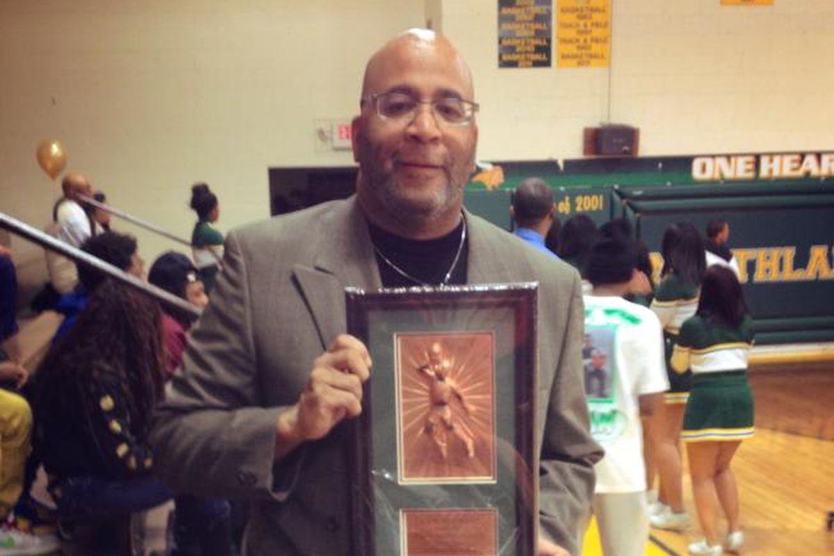 Victor Dandridge has left his mark on Ohio high school basketball