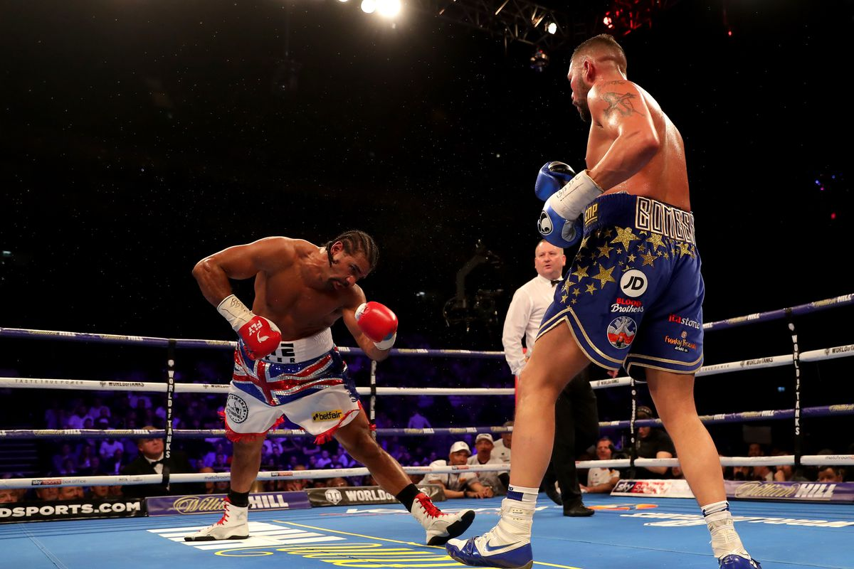 David Haye Vs Bellew Odds