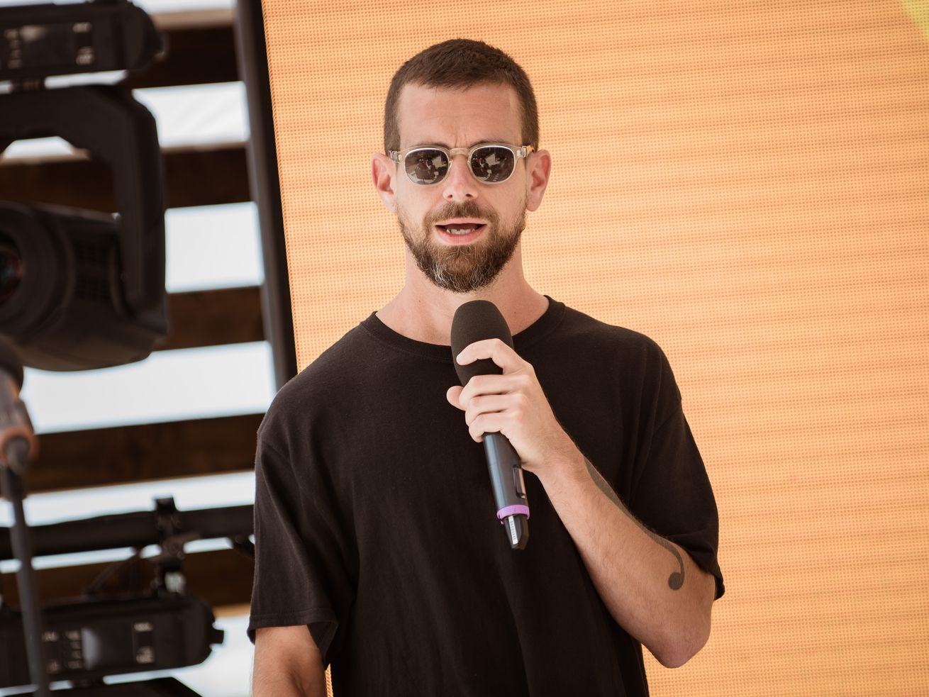 photo image As Pinterest and Facebook move to shut down anti-vaxxers, Twitter's Jack Dorsey appeared on a podcast with one