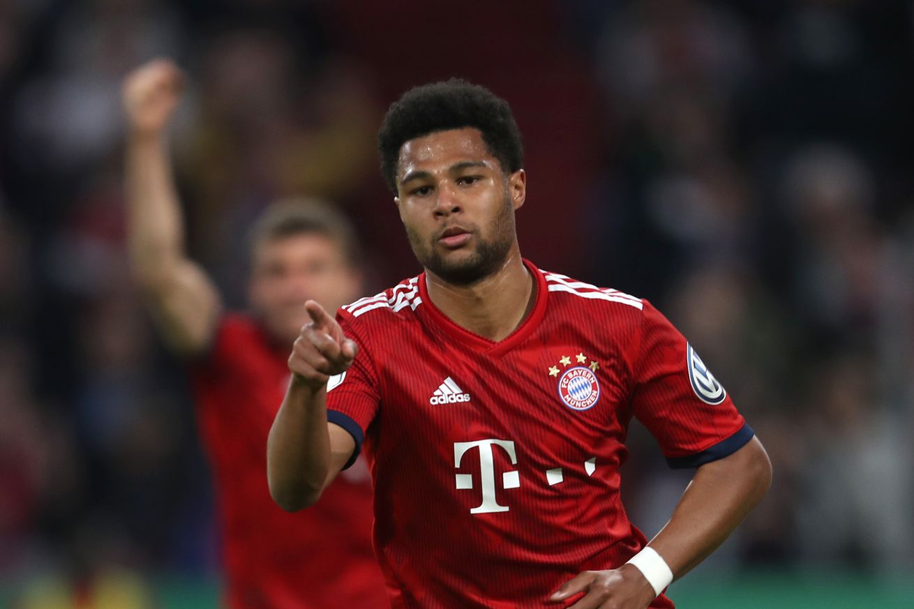 Tweaks in training and nutrition have Serge Gnabry on a tear