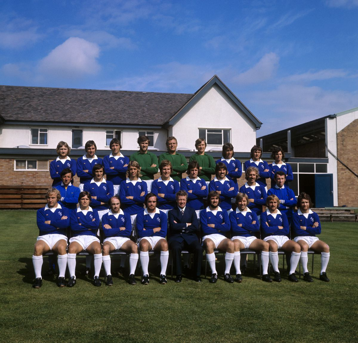 Soccer - League Division One - Everton Photocall