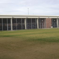 12 batting cages will be located in this structure, next to the Cubs' clubhouse
