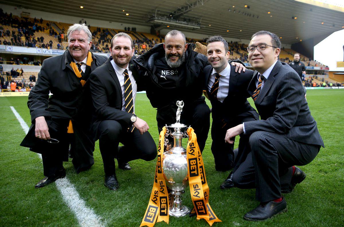 Wolverhampton Wanderers v Sheffield Wednesday - Sky Bet Championship - Molineux