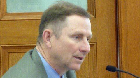 Rep. Spencer Swalm, R-Centennial