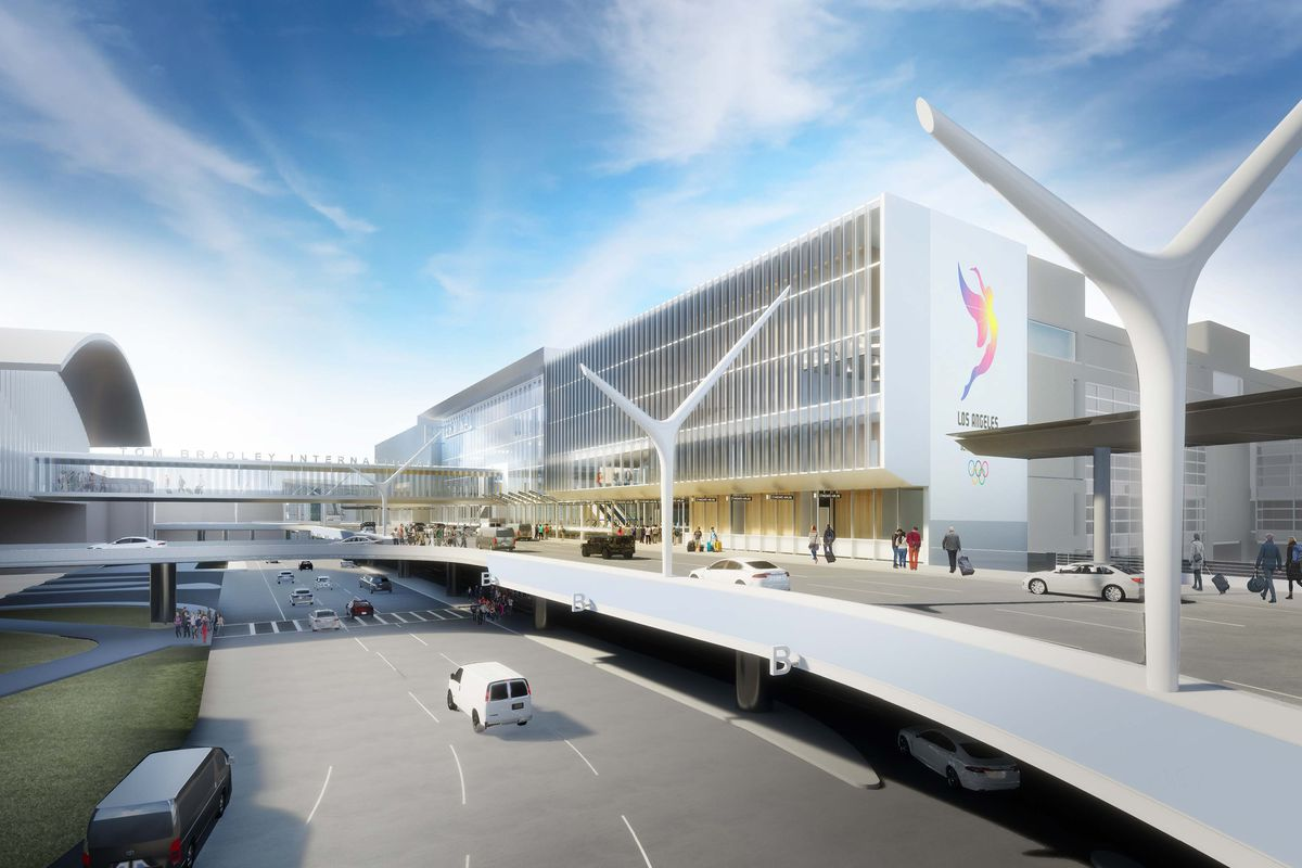 Lax Prepares For The Opening Of The People Mover Curbed La
