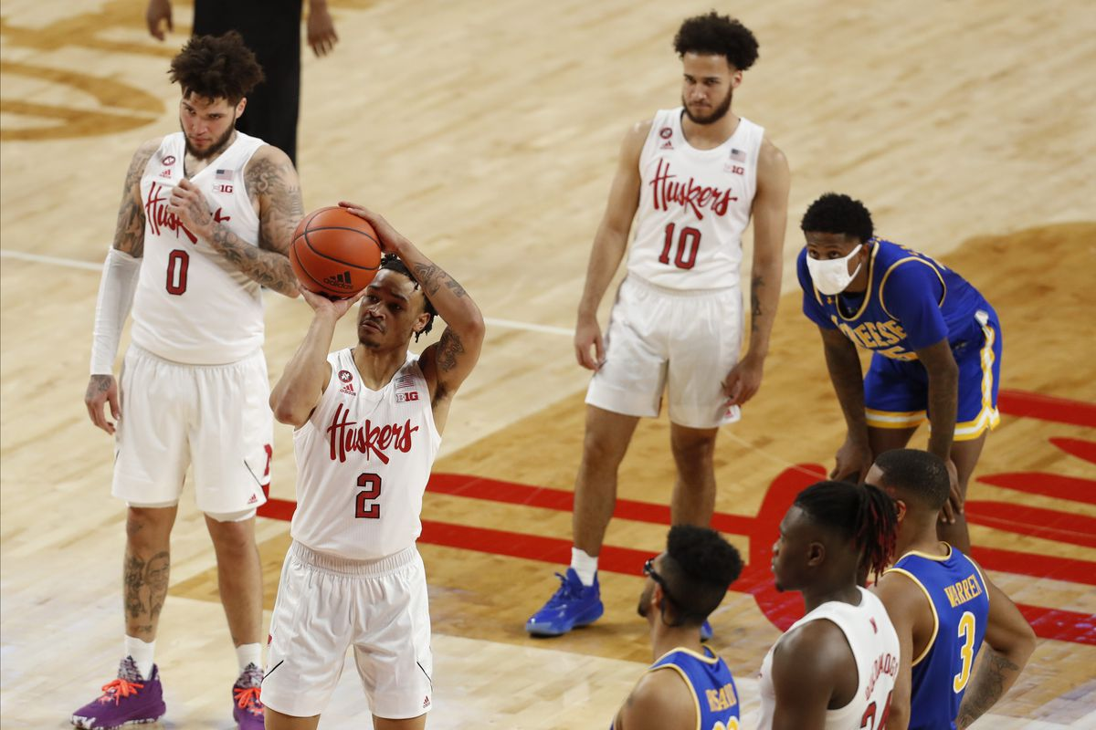 NCAA Basketball: Golden Window Classic-McNeese State at Nebraska