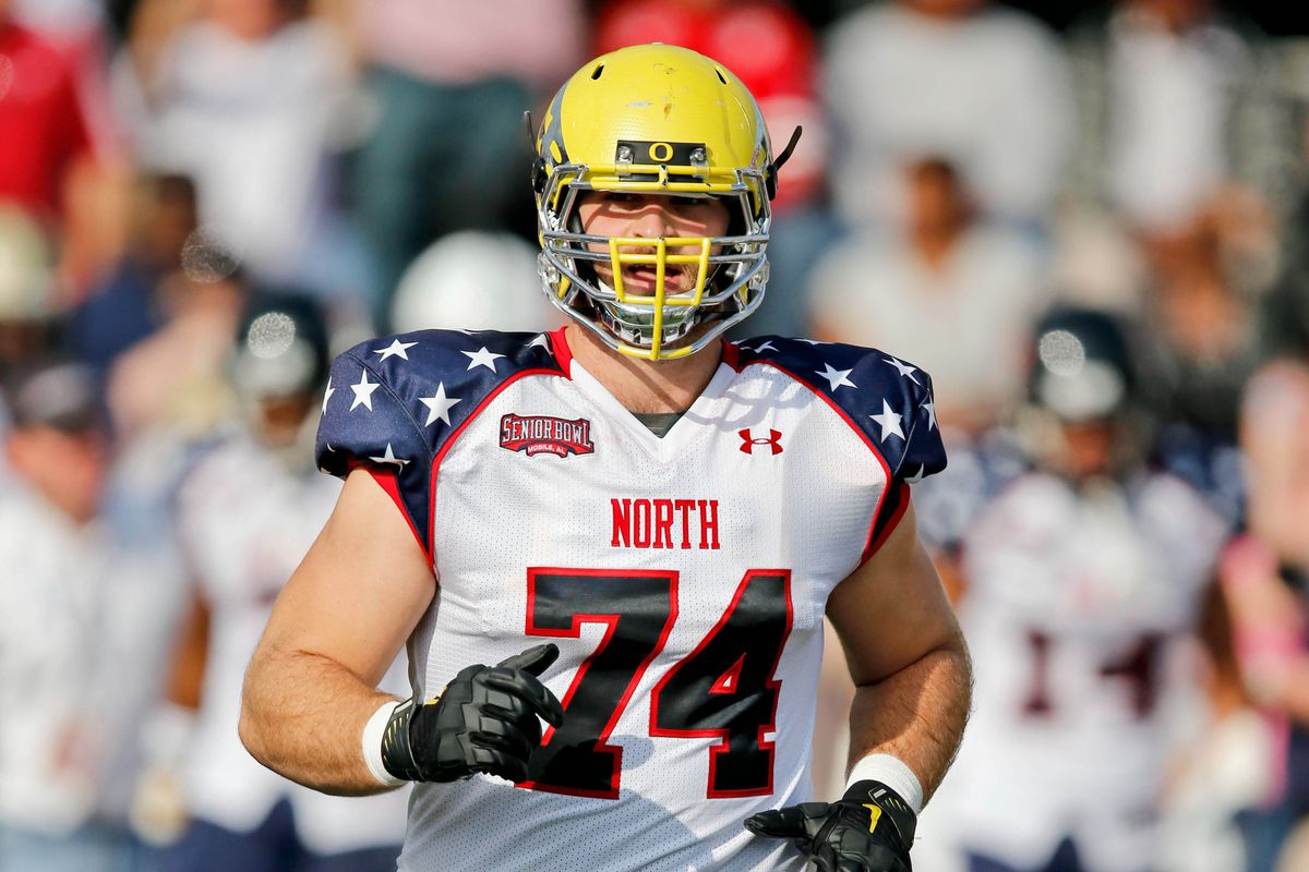 NFL Draft 2013 results Kyle Long selected by Bears with 20th pick