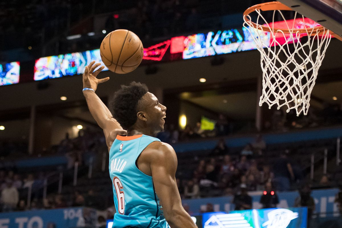 online store a83b4 d47f6 Hamidou Diallo's windmill is proof the best dunkers have ...