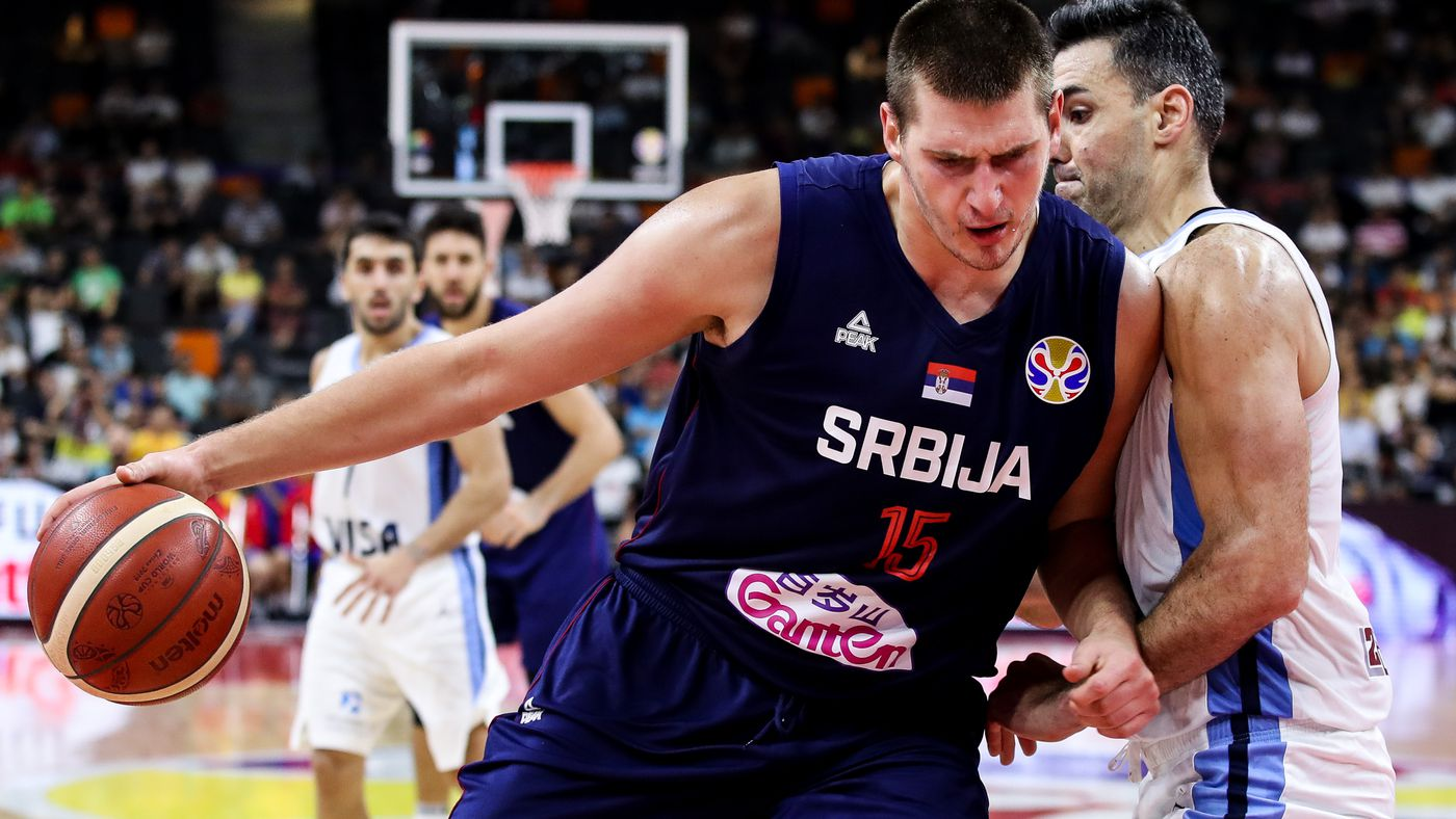 'The Mismatch': Nikola Jokic and Serbia Get Bounced From the World Cup
