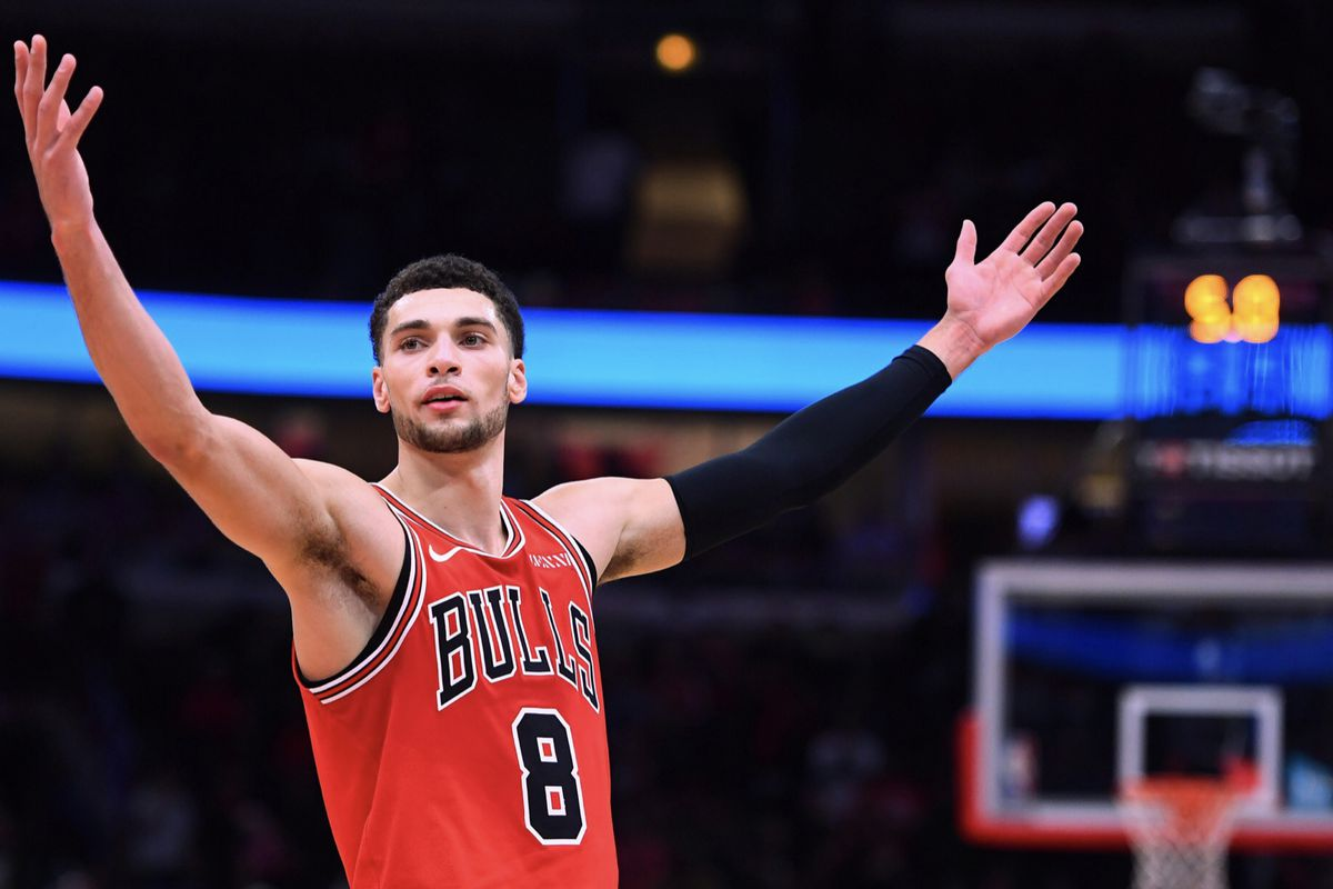 Late-game meltdown dooms Bulls, but it was all about Zach vs. Zion