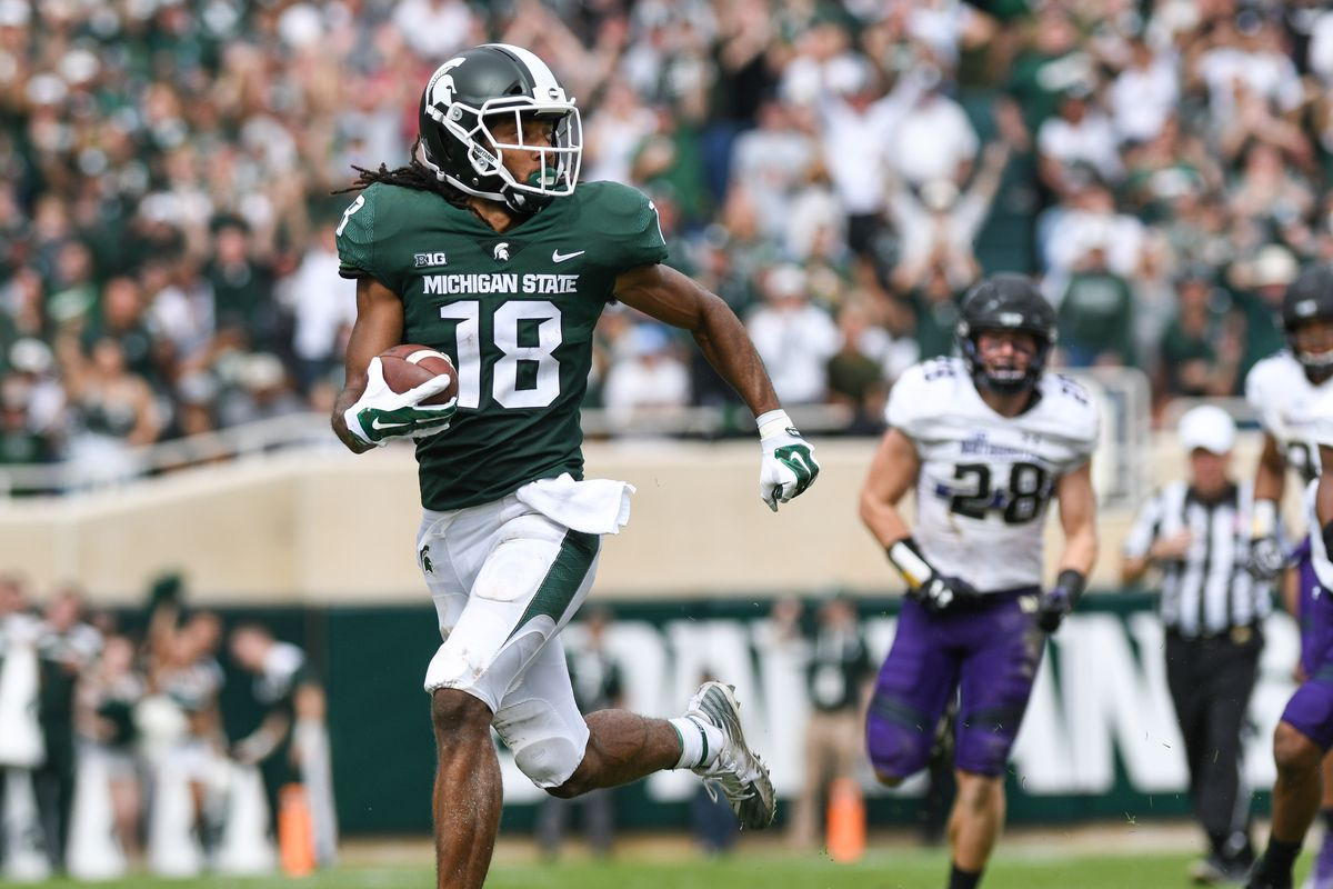 Northwestern-Michigan State preview: Opponent Q&A with The Only Colors