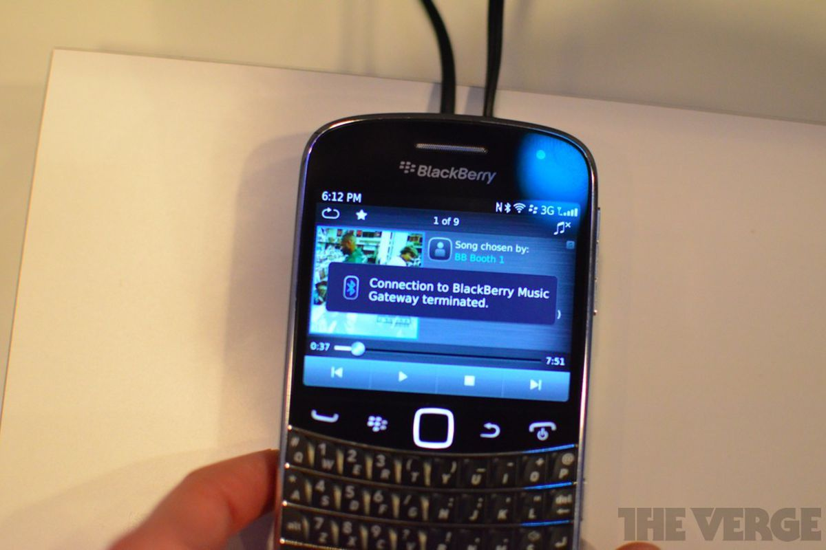 Rim Relaunches As Blackberry World Music And