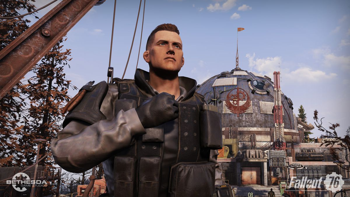 How Fallout 76 handles the Brotherhood of Steel 3