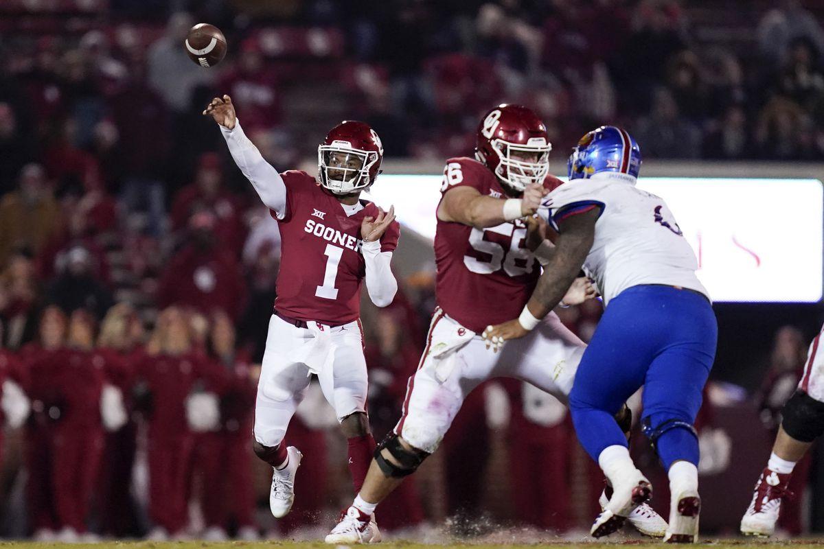 Oklahoma Football: OU beats Kansas with lackluster ...
