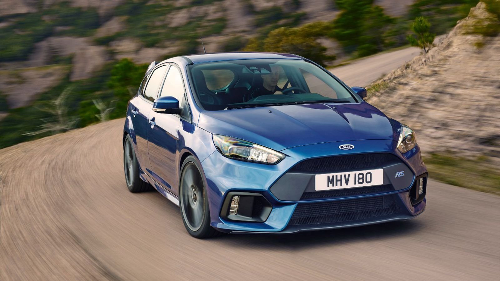 Ford's new Focus RS is perfect for people who are bad at