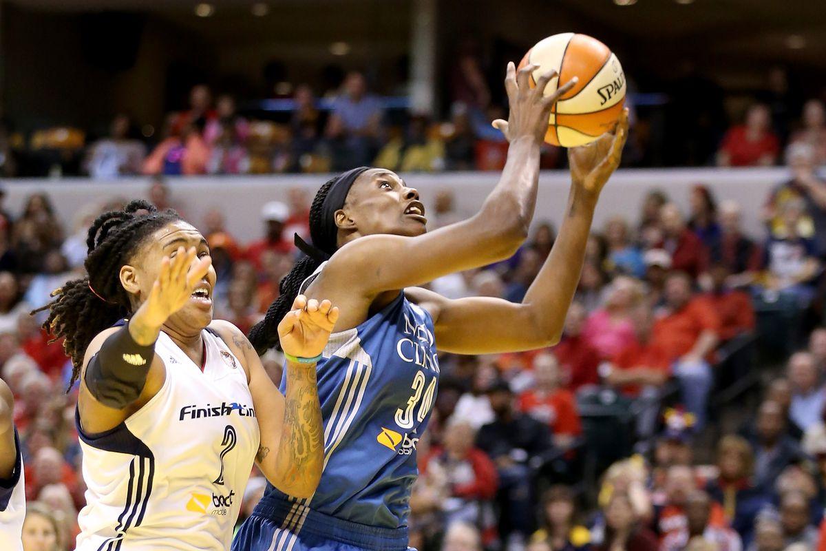 2015 WNBA Finals - Game Three