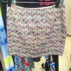 Sessun woven skirt, $83