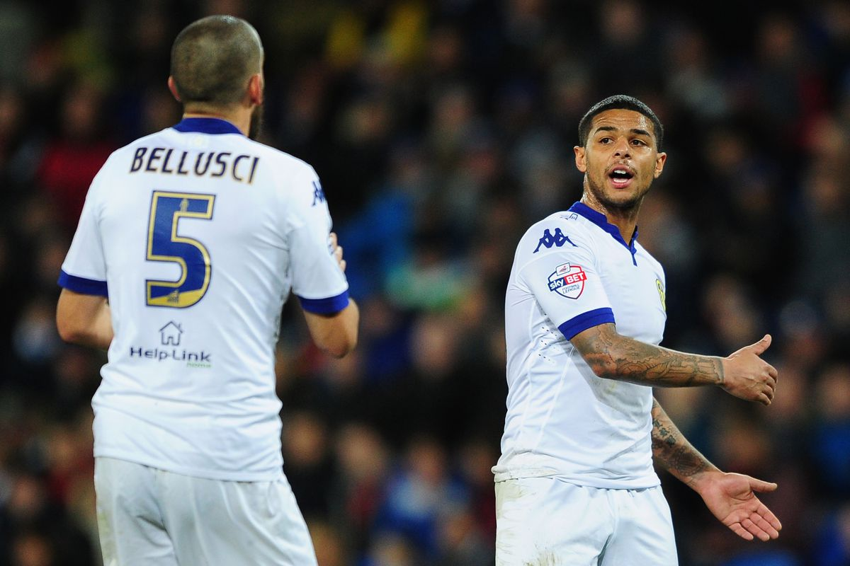 He had to deal with Bellusci, give him the armband for that.