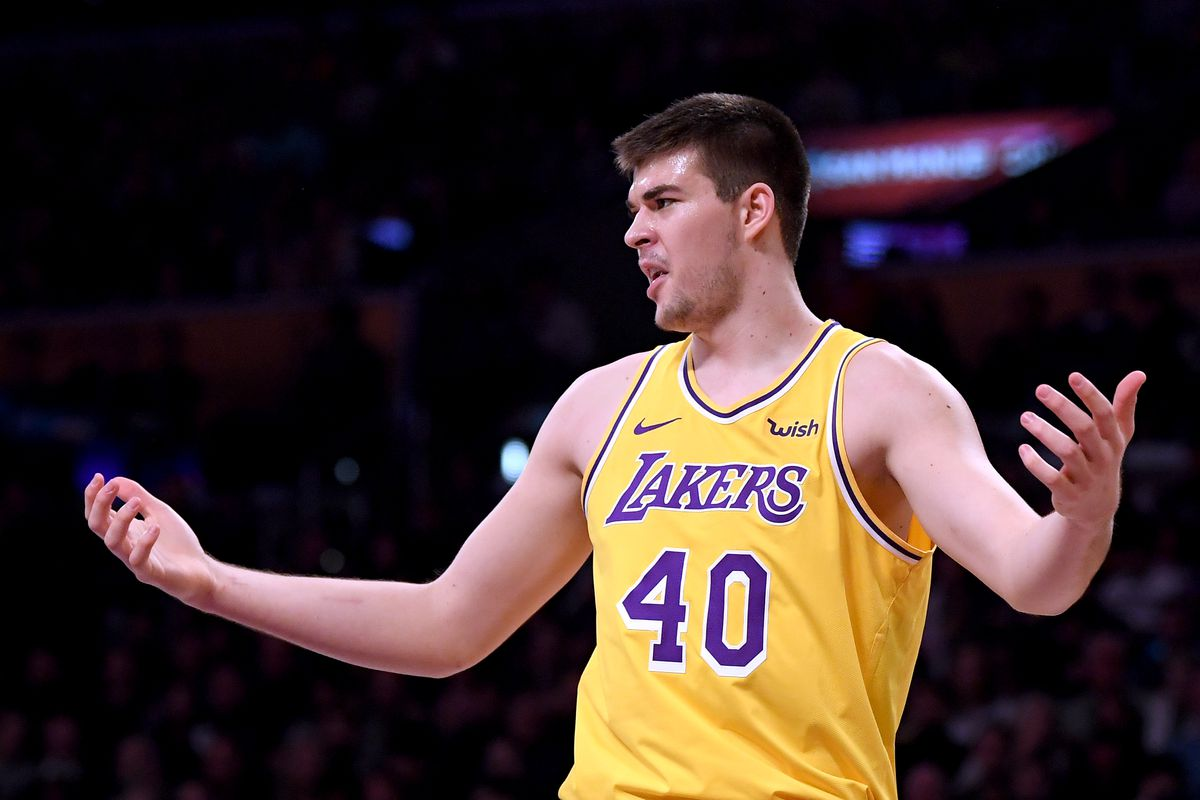 b9ff40f78 Photo by Harry How Getty Images. Ivica Zubac is now a Los Angeles ...