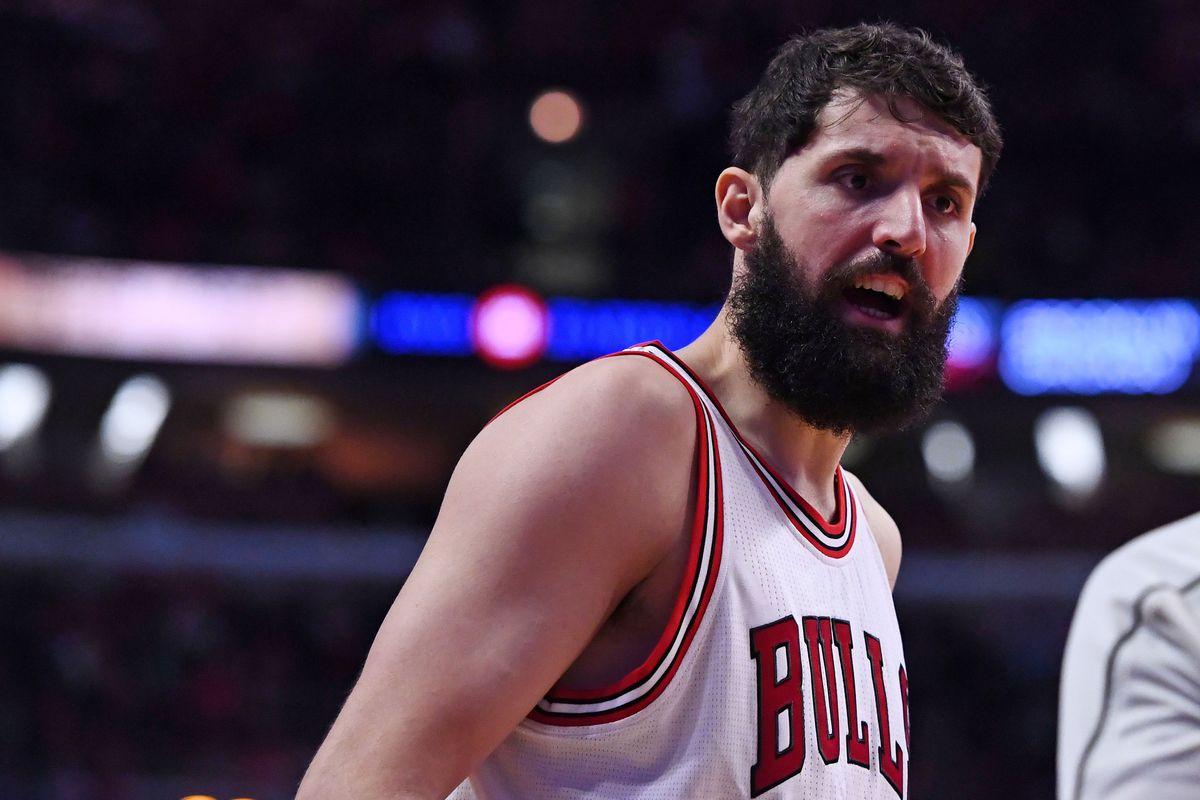 NBA: Brooklyn Nets at Chicago Bulls