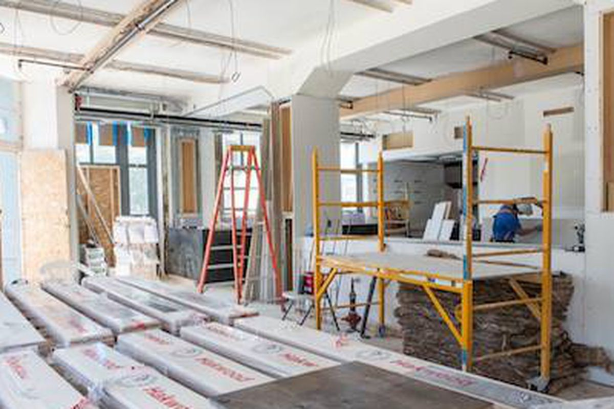 Sarto's Construction Update