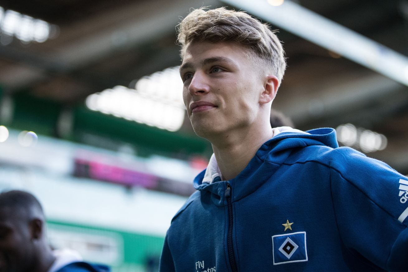 Bayern Munich reportedly about to sign Jann-Fiete Arp