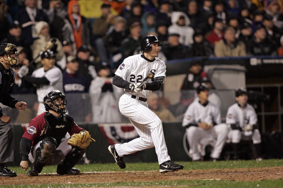 2005 World Series - Houston Astros vs Chicago White Sox - Game 2