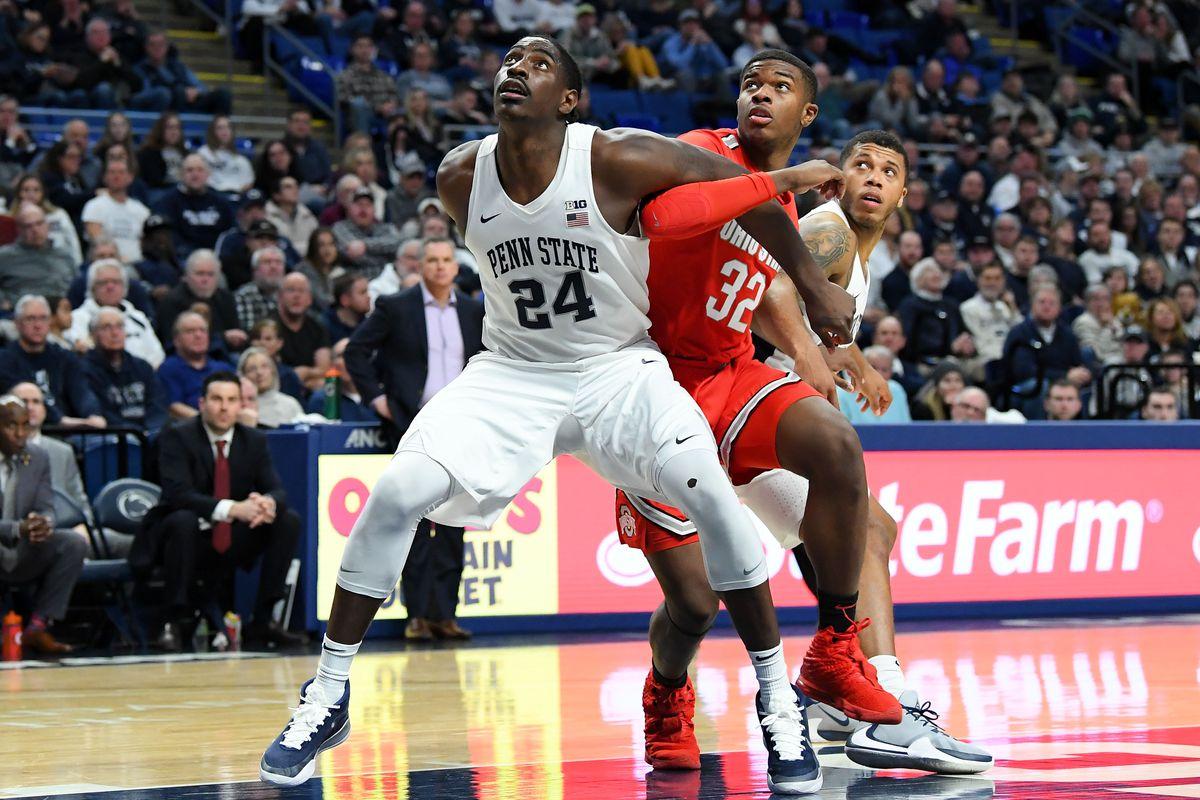 NCAA Basketball: Ohio State at Penn State