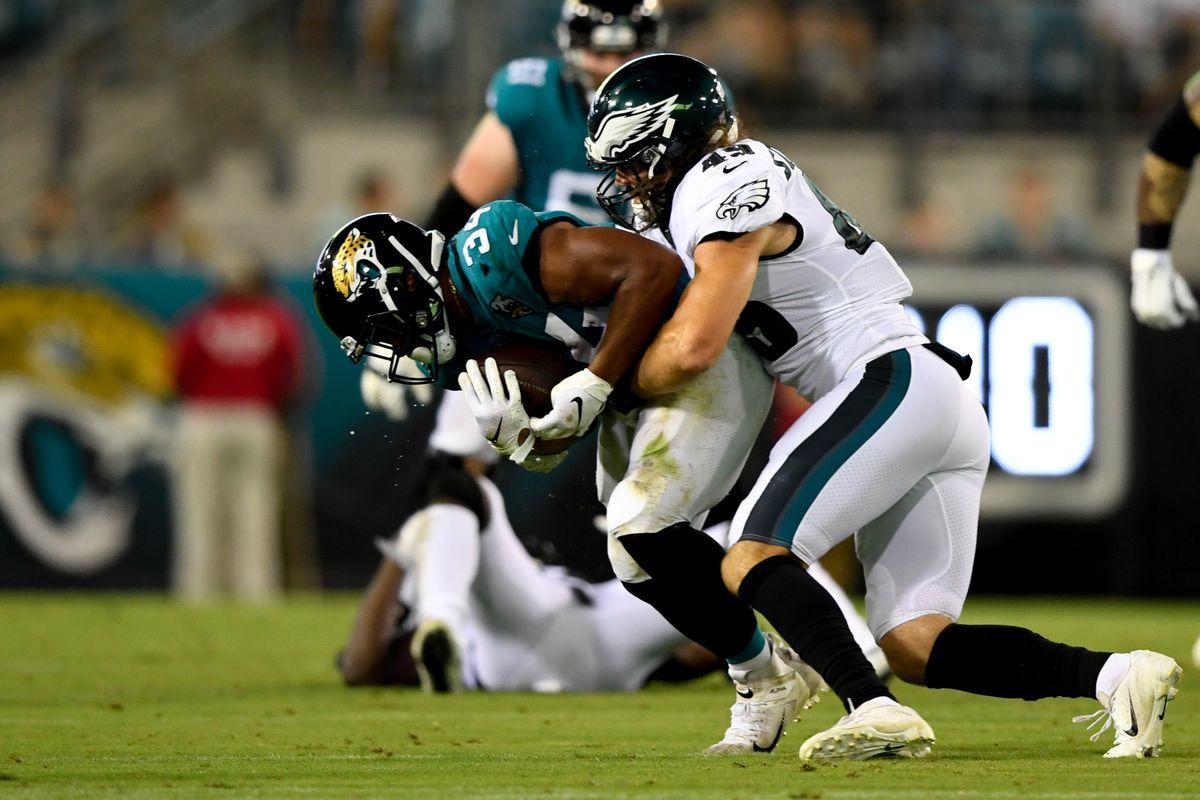 NFL: Preseason-Philadelphia Eagles at Jacksonville Jaguars