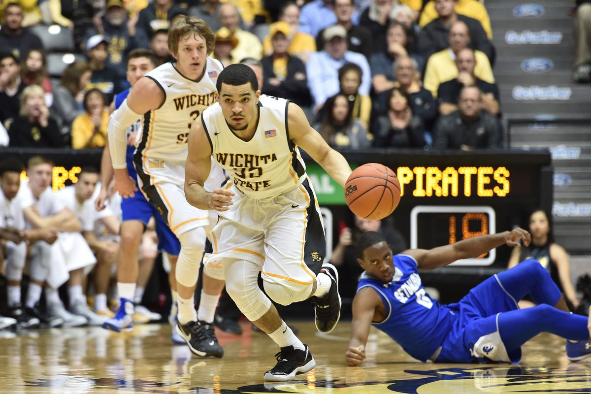 Fred VanVleet had 18 points and 8 assists for the Shockers.