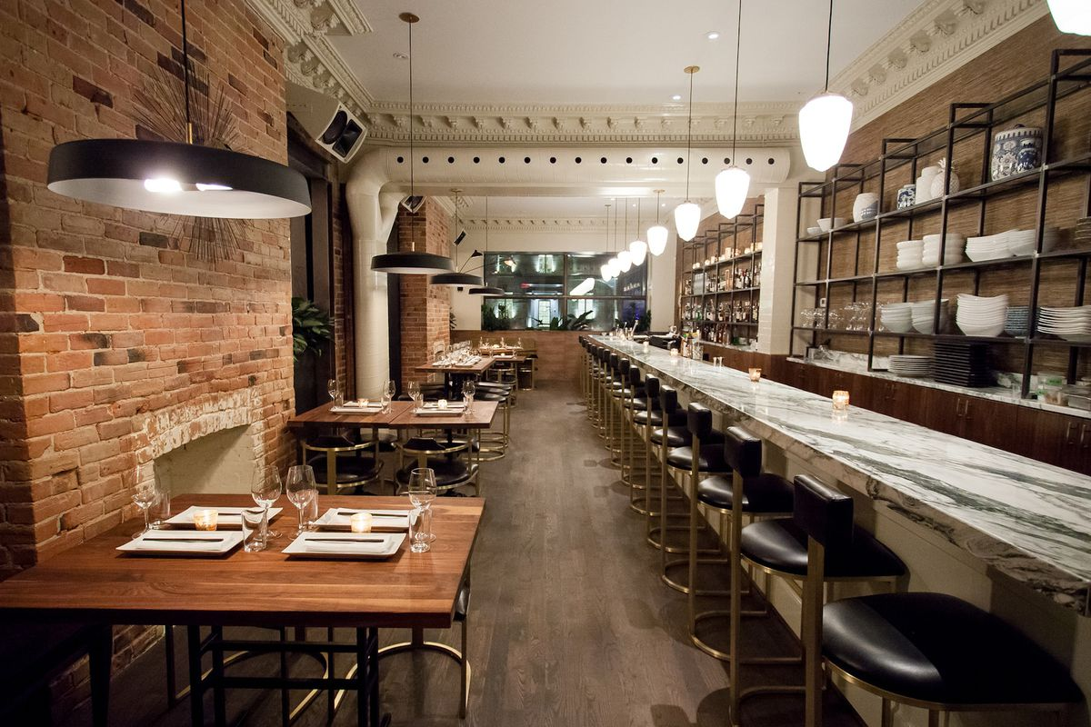 Jatoba, a new restaurant in Downtown Montreal