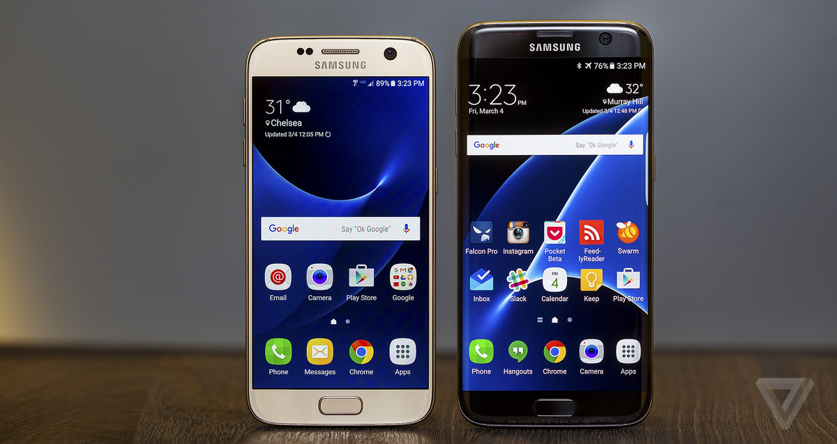 Samsung Galaxy S7 review: on the edge of perfection | The Verge
