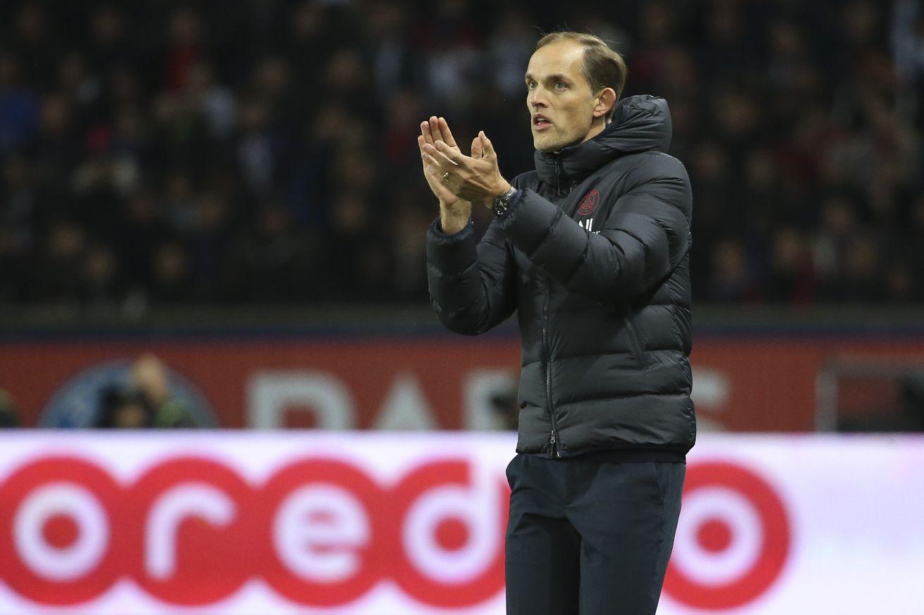 Bayern Munich contacts PSG manager Thomas Tuchel