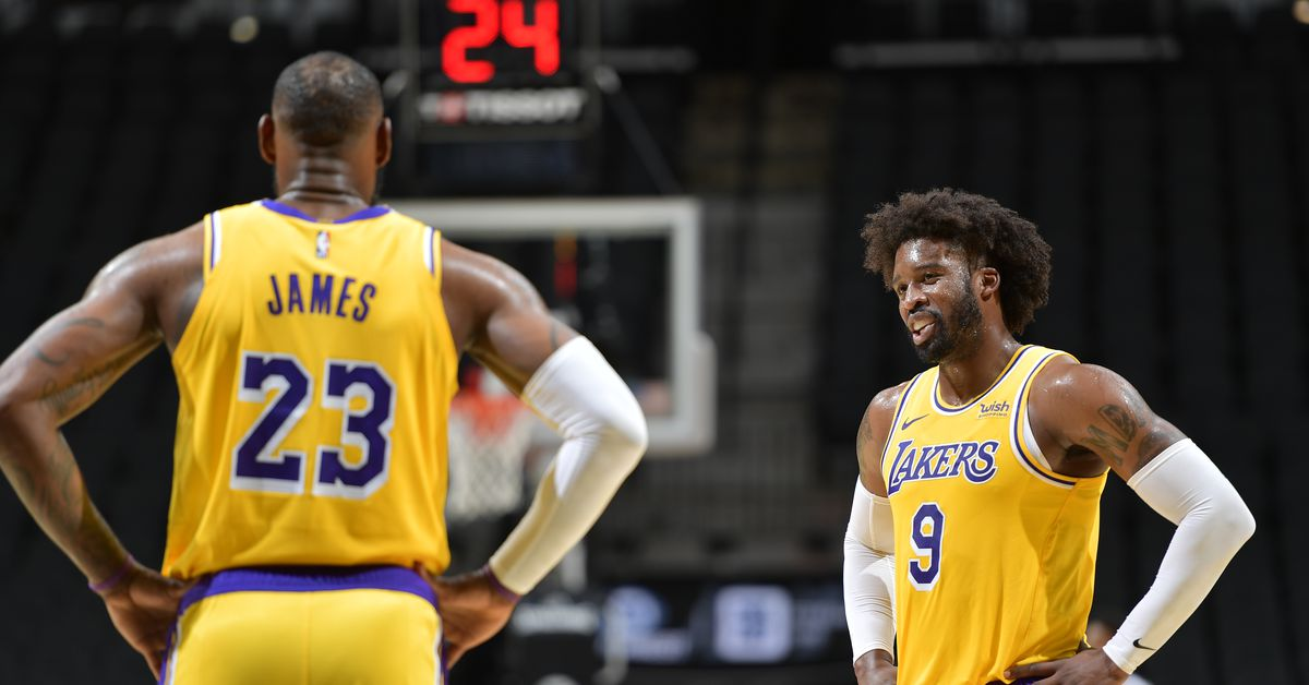 Lakers Vs Spurs Preview Game Thread Starting Time And