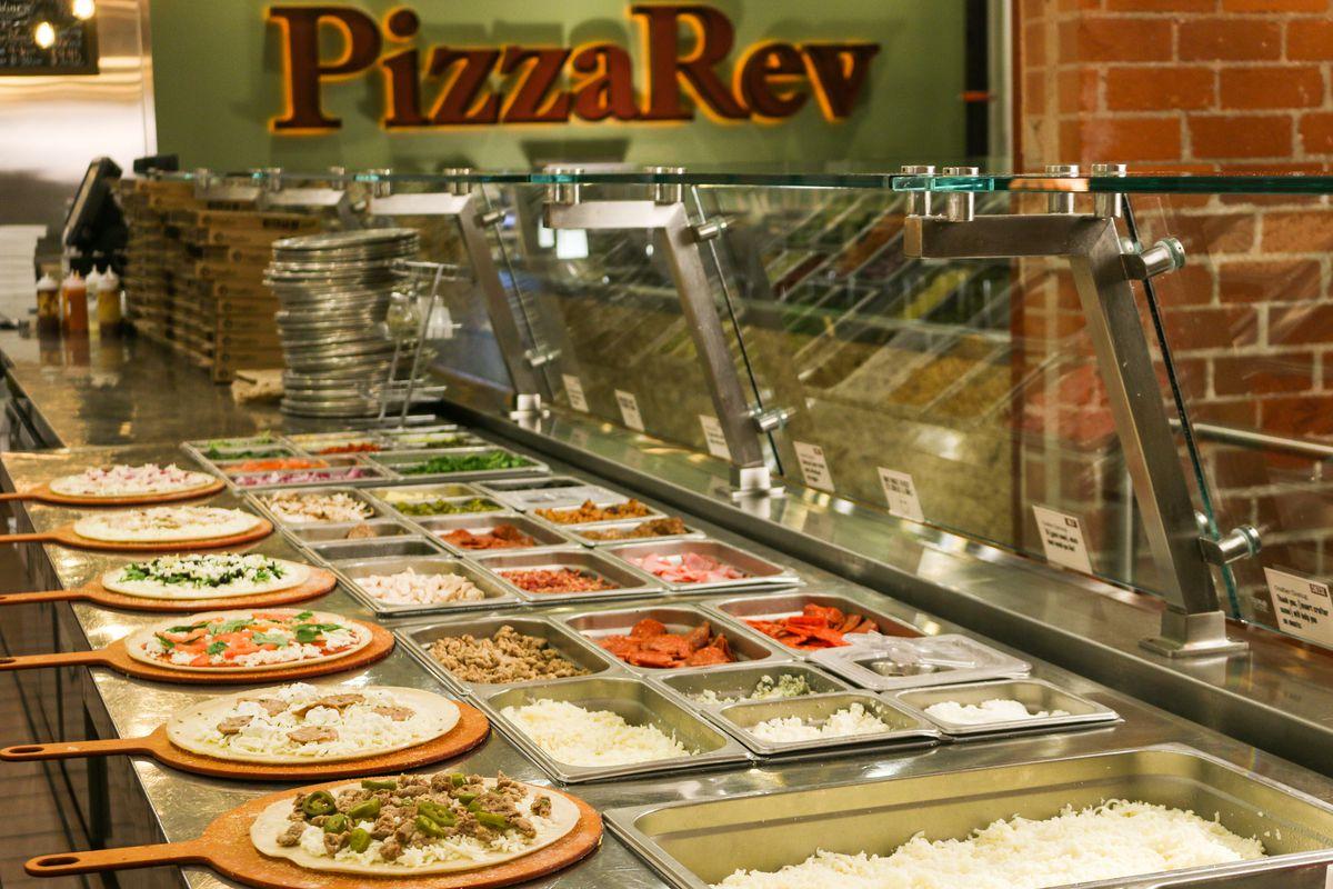 California Pizza Kitchen Cambridgeside Galleria