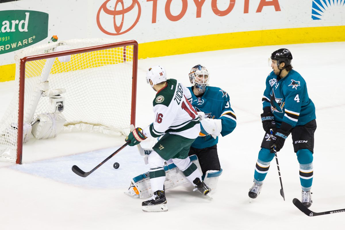 Can Jason Zucker and the Wild solve their scoring woes and make it back to the postseason?