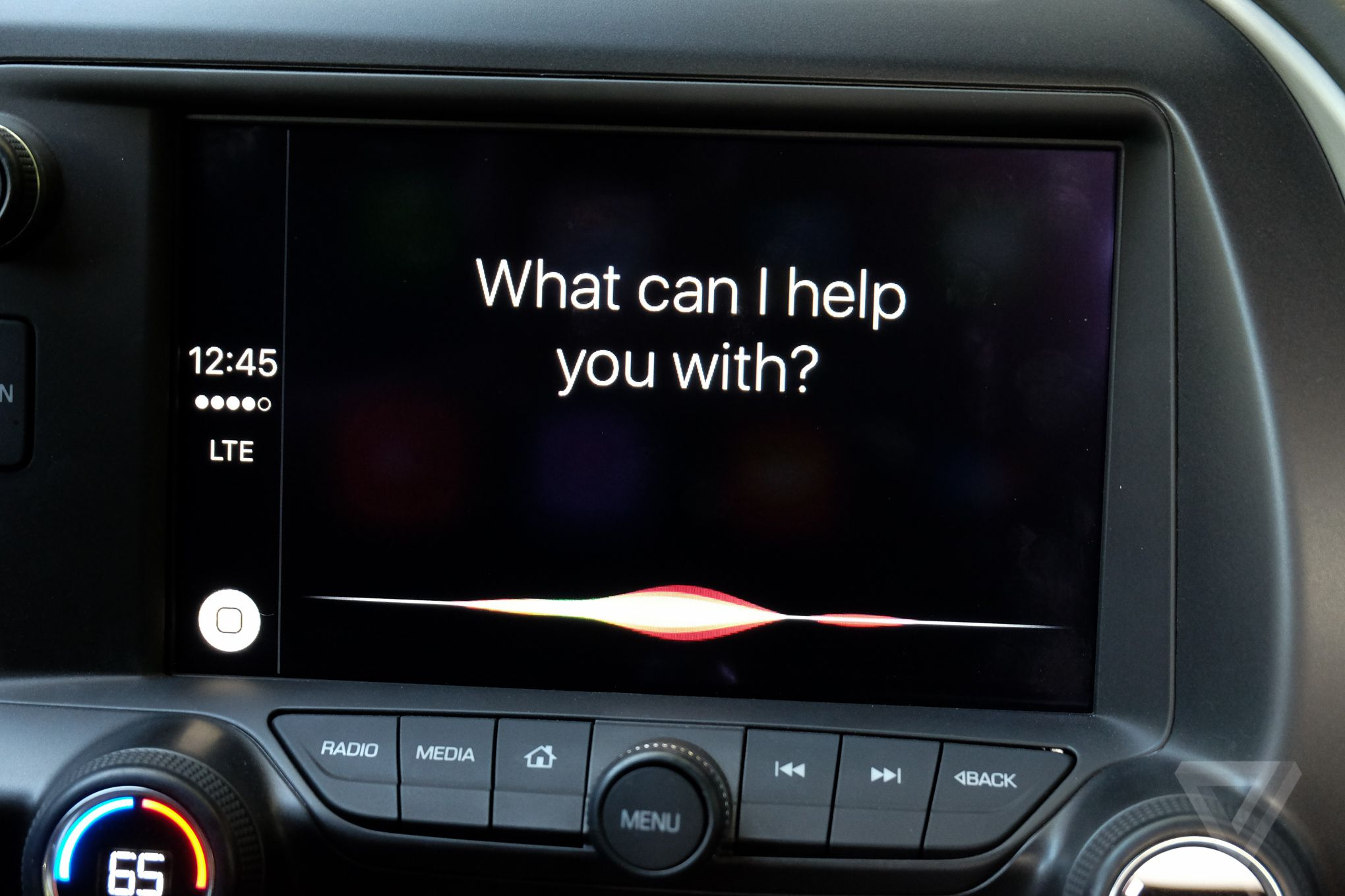 apple carplay review the verge. Black Bedroom Furniture Sets. Home Design Ideas