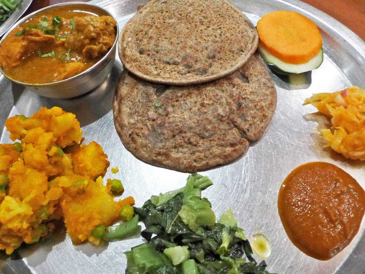 Mustang Thakali Kitchen Jackson Heights Nepalese